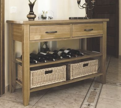 Telnita Win32 Windsor Double Basket Table Direct Homeware