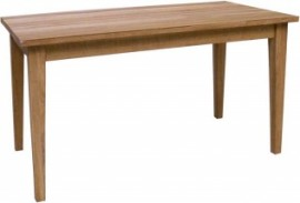 BROOKLYN OAK DINING TABLE 5`6``