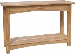 BROOKLYN OAK HALL TABLE