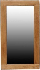 BROOKLYN OAK LARGE MIRROR
