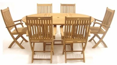 Garden Table and chair sets