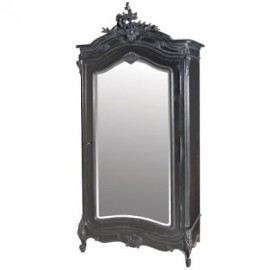 MOULIN NOIR MIRRORED ARMOIRE