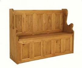 4'  PINE MONKS BENCH