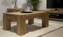 TREND LIFESTYLE OAK 4' X 2' COFFEE TABLE