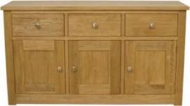 Torino Large Oak Sideboard