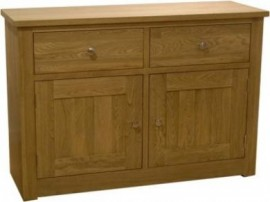 Torino Medium Oak Sideboard