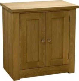 Torino Printer/Occasional Oak Cabinet