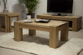 TREND LIFESTYLE OAK 3' X 2' COFFEE TABLE