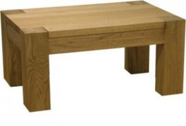 Trend 3 X 2 Oak Coffee Table