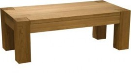 Trend 4 X 2 Oak Coffee Table