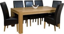 Trend Small Oak Dining Table