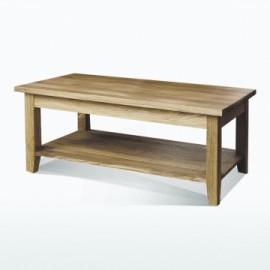 Windsor Coffee table with shelf by Telnita