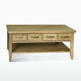 Windsor Coffee table 4 drawers by Telnita