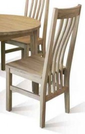 Wigan chair - wooden seat by Telnita.