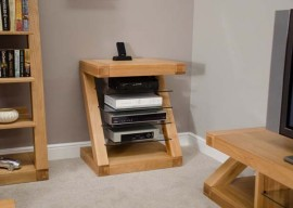 Z Oak Designer HiFi Unit