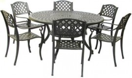 Royalcraft Eclipse 150cm Cast Aluminium set