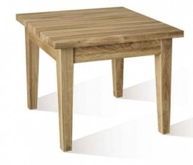 Windsor oak side table by Telnita